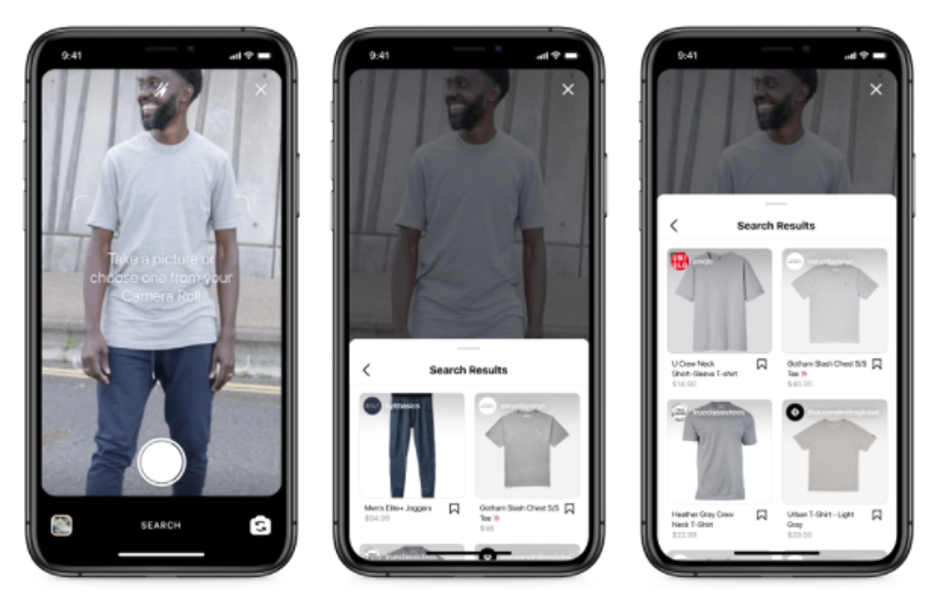 Facebook breidt Shopping uit naar Whatsapp en introduceert speciale AI functies