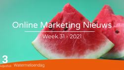 Header online marketing nieuws week 31